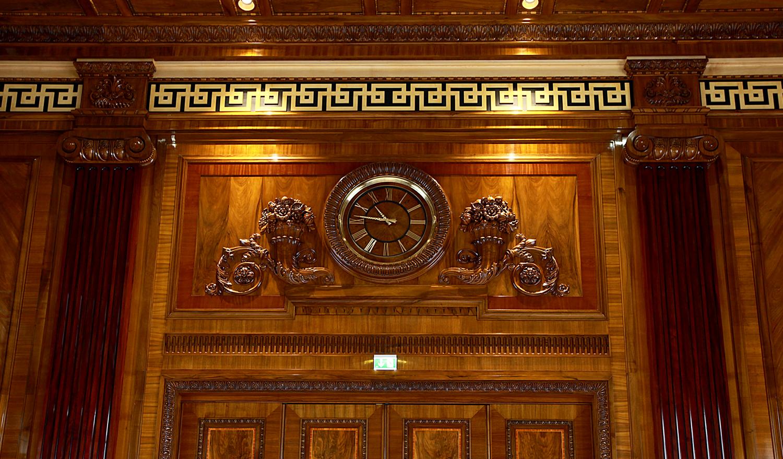 Menuiserie intérieure pour la rénovation d'intérieurs historiques et d'intérieurs de résidences de luxe.