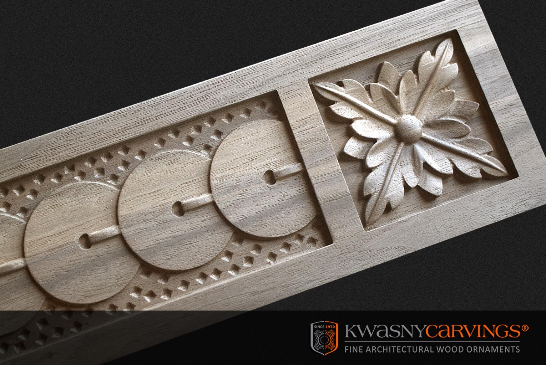 Ornementation et sculpture sur bois, sur mesure.